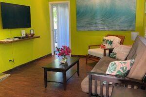 Villa 1 Living Room