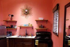 St John Inn Pink Room