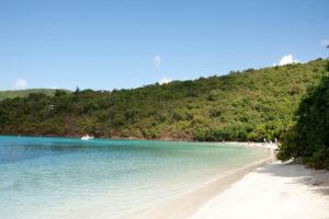 St John Maho Bay Beach