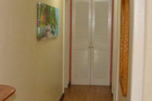 Villa 1 Hallway